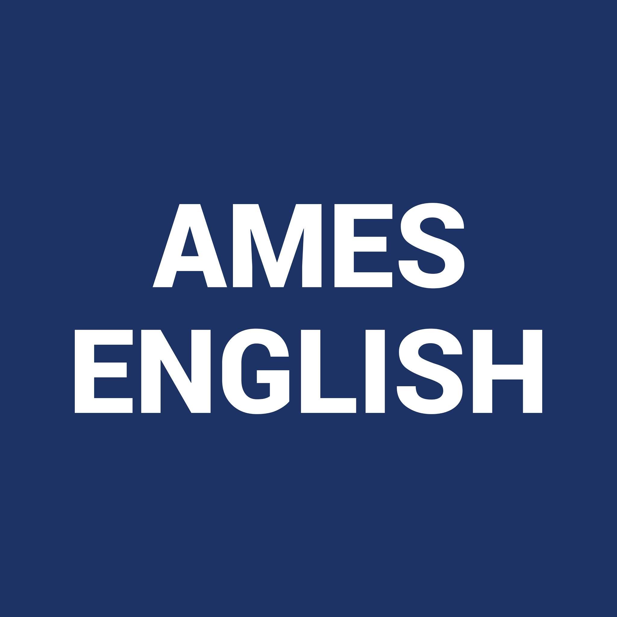 HỆ THỐNG ANH NGỮ AMES ENGLISH