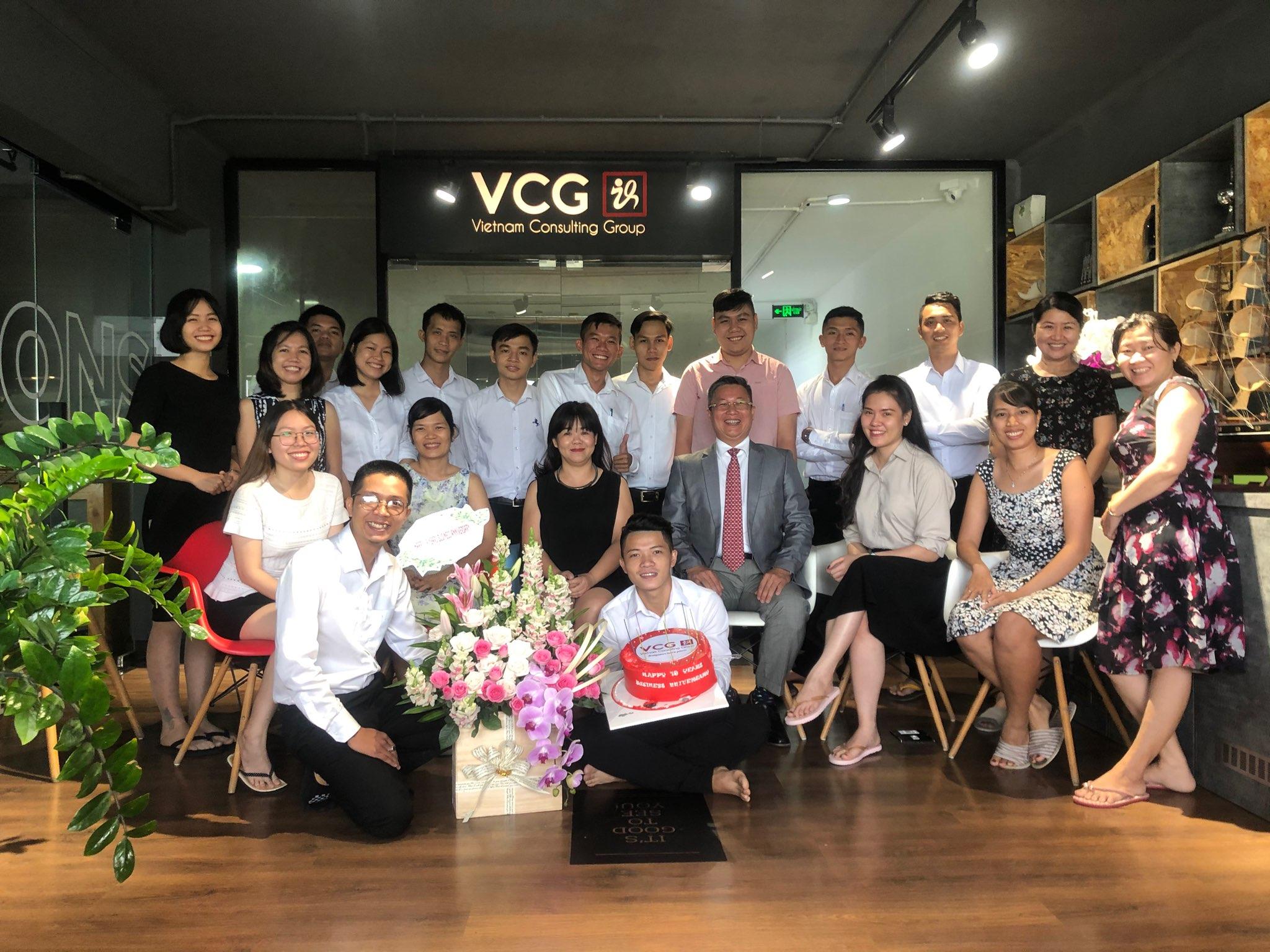 Công ty TNHH Tư Vấn Việt Nam