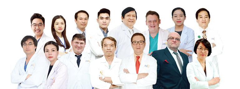 Công ty TNHH Bệnh Viện Á Âu
