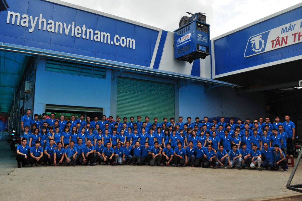 Công ty TNHH Điện Cơ Tân Thành
