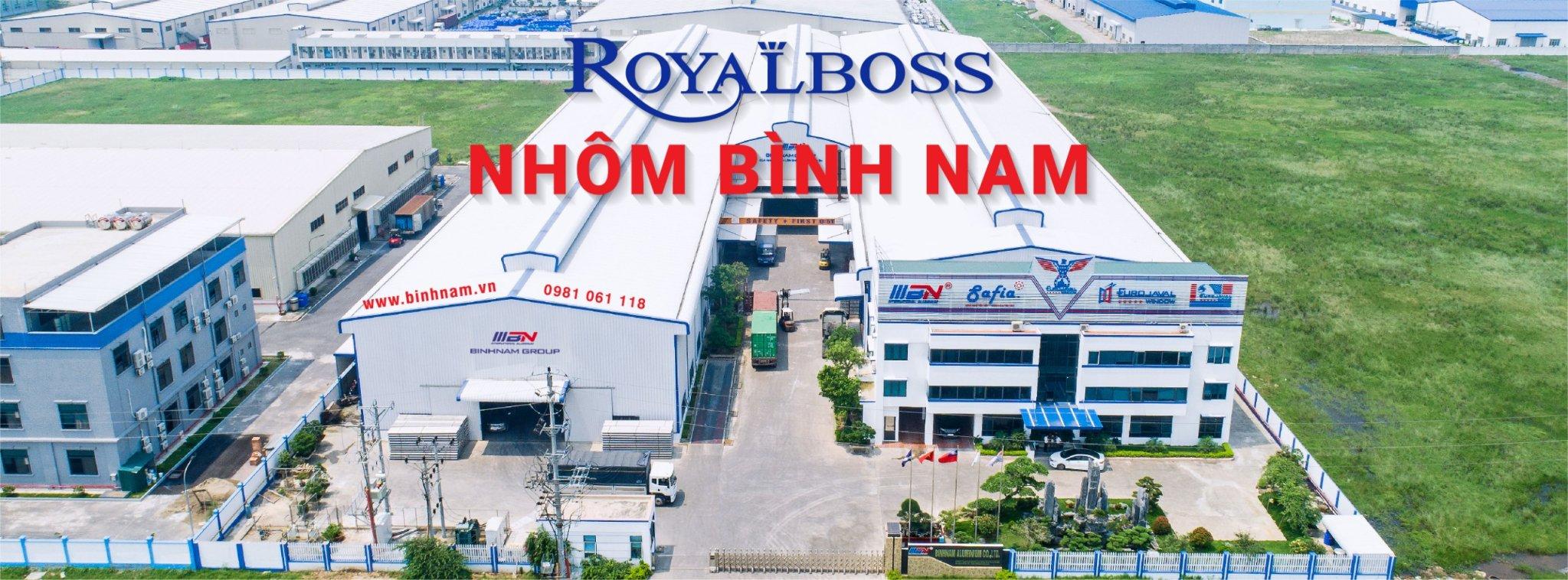 Bình Nam Group - CÔNG TY TNHH NHÔM BÌNH NAM