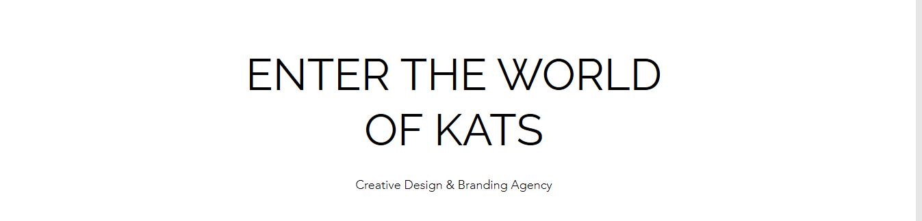KATS Creative Design & Branding Agency