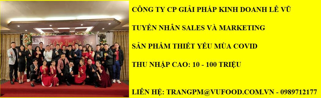 Công ty cổ phần giải pháp kinh doanh Lê Vũ