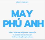Công ty TNHH MTV May Phú Anh
