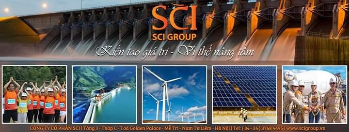 Công ty cổ phần SCI E&C