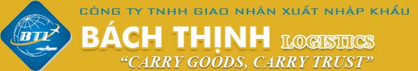 BACH THINH IMPORT – EXPORT LOGISTICS CO., LTD (BTL)