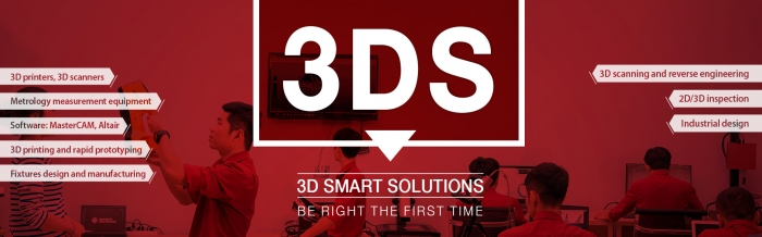 Cty TNHH 3D Smart Solutions
