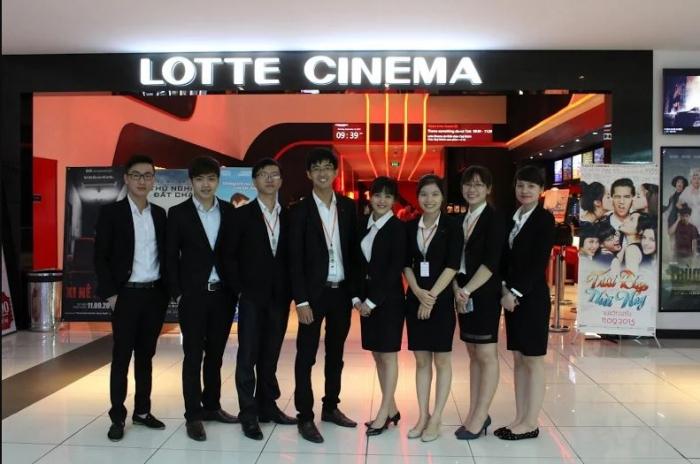 Lotte Cinema Việt Nam tuyển Giám sát Rạp Chiếu Phim