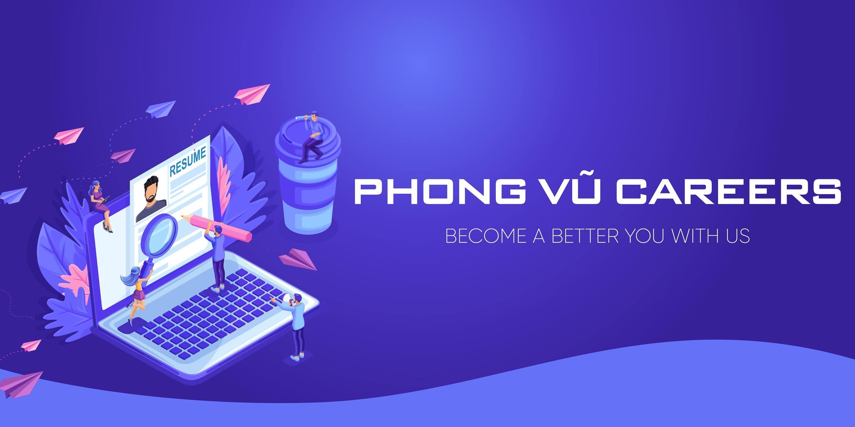 Công Ty Cổ Phần TM & DV Phong Vũ