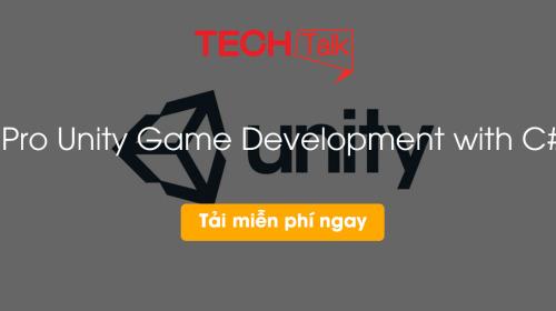 Lập trình Game Unity Pro với C#