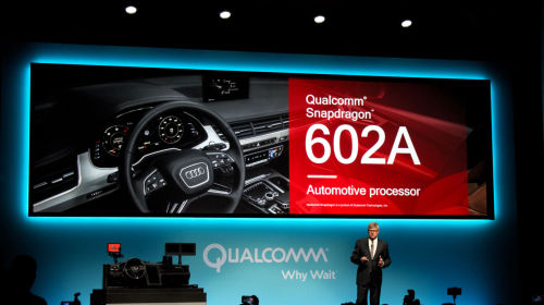 Qualcomm: Khi điện thoại trở nên mờ nhạt, đột phá tiếp theo sẽ thuộc về ngành ô tô