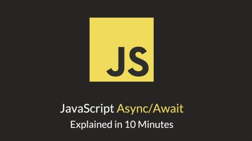 Series JavaScript sida – Sự bá đạo của Async/Await trong JS