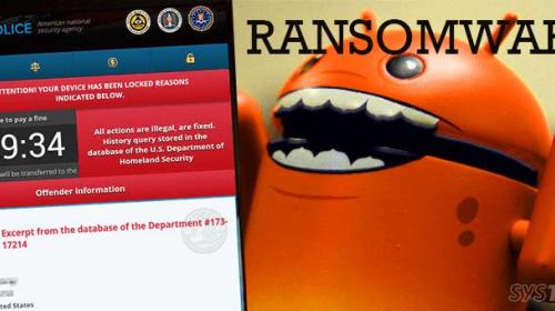 Mã độc tống tiền đang tấn công thiết bị Android