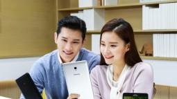 Samsung giới thiệu máy tính bảng Galaxy Tab A với Bixby Home