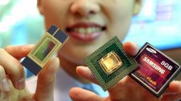 """Samsung xếp top đầu các công ty """"bạo chi"""" cho sản xuất chip trong năm 2017"""