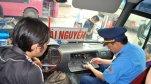 Hà Nội thắt chặt kiểm tra thiết bị giám sát hành trình để xử lý vi phạm tốc độ