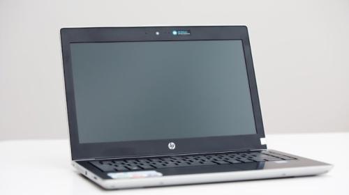 Laptop chạy chip Intel thế hệ 8 mới nhất HP Probook 430 G5 tích hợp nhiều công nghệ bảo mật