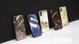 Nếu Silicon, nhựa và da không đủ sang chảnh với iPhone X thì đây là những mẫu case bằng đá dành riêng cho bạn