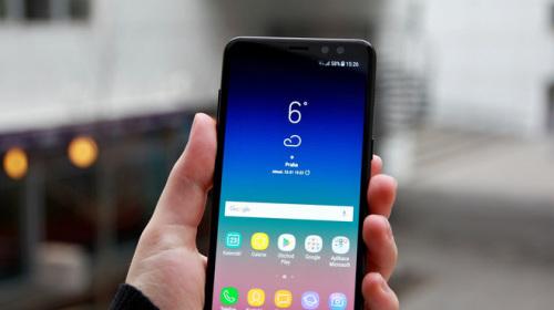 Samsung sẽ sớm đưa thiết kế màn hình vô cực lên dòng smartphone tầm trung