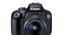 Canon ra mắt EOS 4000D: Bình cũ đựng rượu cũ, bù lại giá rất bình dân