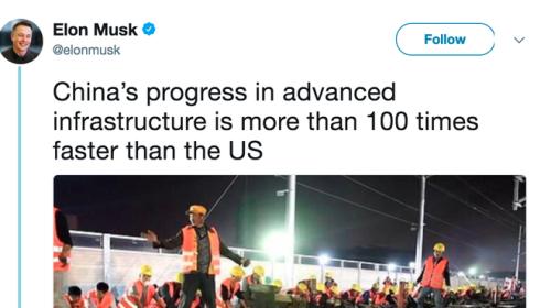 Elon Musk lên tiếng phản bác lại những lo ngại của Bill Gates về Hyperloop