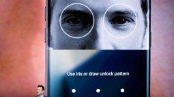 Nhận diện khuôn mặt của Galaxy S9 không an toàn như Samsung nói