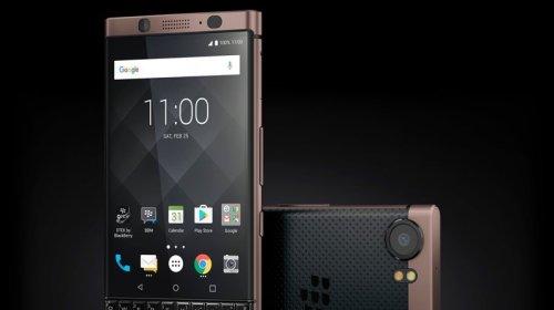 BlackBerry KeyOne phiên bản màu đồng ra mắt thị trường Việt Nam, giá 16,49 triệu đồng