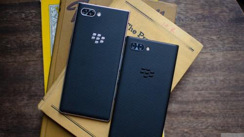 BlackBerry KEY2 chính thức ra mắt: người kế vị hoàn hảo của KeyOne