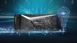 Dell EMC PowerMax - Tủ đĩa lưu trữ nhanh nhất thế giới