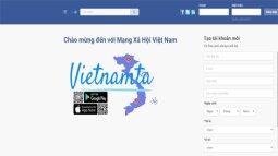 """Facebook đã chặn kết nối tới mạng xã hội Việt Nam """"ăn theo"""" dự án Luật An ninh mạng"""