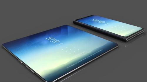 Galaxy X với màn hình gập của Samsung sẽ có giá cao gần gấp đôi iPhone X