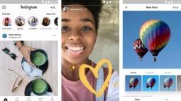 Instagram Lite đã có mặt trên Google Play