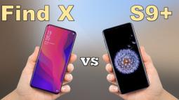 Samsung Galaxy S9 chính là câu trả lời cho chất lượng màn hình xuất sắc của Oppo Find X