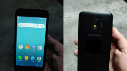 Smartphone Android Go của Samsung sẽ không chạy Android gốc