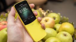 """Điện thoại """"chuối"""" Nokia 8110 4G đã được cập nhật và tối ưu hơn trước"""