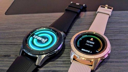Samsung ra mắt đồng hồ thông minh Galaxy Watch, có thể gọi điện như smartphone