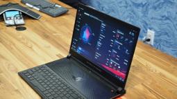 Asus ra mắt laptop chơi game Zephyrus