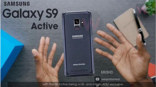 Samsung dường như không có ý định ra mắt Galaxy S9 Active trong năm nay