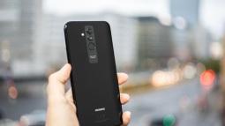 Bộ đôi flagship sắp ra mắt của Huawei lộ ảnh
