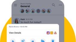 Yahoo tái xuất thị trường ứng dụng nhắn tin với Yahoo Together