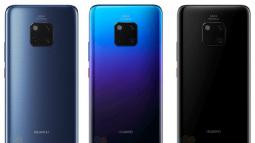 Lộ giá bán của Huawei Mate 20 và Mate 20 Pro: đã chạm ngưỡng nghìn đô!