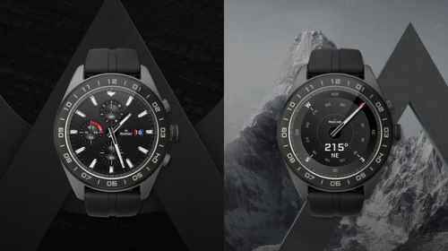 LG Watch W7: smartwatch lai chạy Wear OS đầu tiên của LG chính thức ra mắt