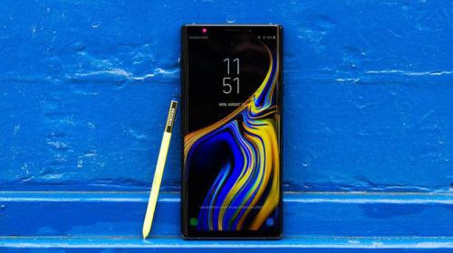 6 lý do chứng minh Galaxy Note9 là smartphone thích hợp nhất cho các audiophile