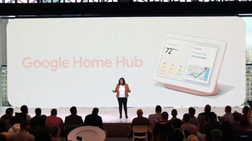 Google ra mắt Home Hub, vũ khí đối đầu với Amazon Echo Show và Facebook Portal