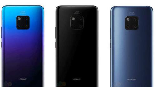 Mate 20 và Mate 20 Pro chiến binh của Huawei sẽ xuất hiện