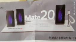 Hình ảnh rò rỉ cho thấy một phiên bản Huawei Mate 20 đặc biệt sẽ hỗ trợ bút stylus giống Note9