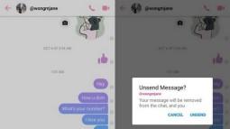 """Facebook Messenger bắt đầu thử nghiệm tính năng """"rút lại"""" tin nhắn"""