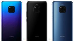 Cùng với Samsung Galaxy A7, Huawei Mate 20 Pro sẽ làm nên trào lưu smartphone 3 camera sau