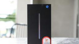 Cận cảnh Galaxy Note9 phiên bản Silver: màu bạc sang chảnh, chỉ có 1 SIM, chưa có hàng chính hãng