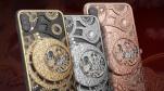 Đây là mẫu iPhone XS cực độc từ nước Nga, mang trên lưng cả một chiếc đồng hồ cơ lộ máy